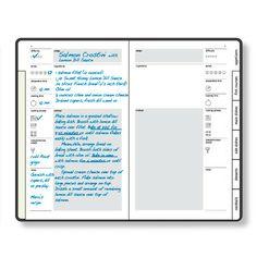 Rezept Journal, Passion-Book. #DasNotizbuch #Notizbuch #Notebook #Journale #Sonderausgabe www.dasnotizbuch.de