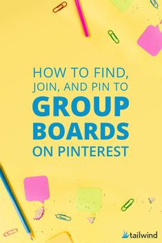 Learn how to use Pinterest Group Boards the right way. So much has changed since the days when Group Boards were a magic bullet for more Pin distribution and website traffic. Find out how to use them well now and how to get the distribution you want! #pinterestmarketing #tailwind Pinterest Advertising, Pinterest Marketing, Social Media Tips, Social Media Marketing, Instagram Schedule, Group Boards, Pinterest For Business, Magic Bullet, Lifehacks