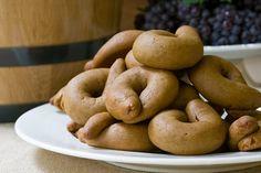 Μουστοκούλουρα - Γρήγορες Συνταγές | γαστρονόμος online