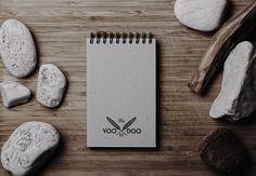 Voodoo Red line Sketchbook / A6