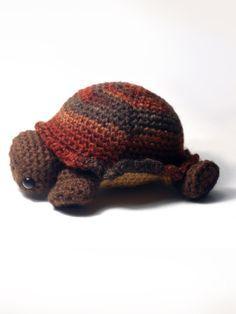 Amigurumi Turtle - FREE Crochet Pattern / Tutorial