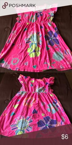 Babydoll Top for girls Good condition and has not been worn much. This is the perfect summer dress and will look nice with some leggings. Let me know if you have any questions . Circo Dresses Casual