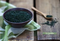 Saveurs Végétales: La Spiruline, l'Or bleu...