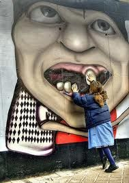 That big mouth you have...
