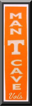 Heritage MAN CAVE Banner Of Tennessee Volunteers -Framed Awesome & Beautiful-Must For A Championship Team Fan! Most College Team Banners Available-Plz Go Through Description & Mention In Gift Message If Need A different Team Art and More, Davenport, IA http://www.amazon.com/dp/B00KYRV2OC/ref=cm_sw_r_pi_dp_p7aEub0C6KZQM