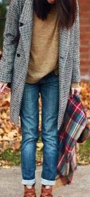39+ Cardigan for Fall and Winter - Style Spacez