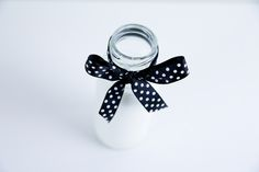 black and white candy bar styled by piccoli elfi www.piccolielfi.it