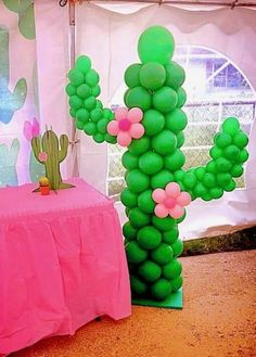 House Party Decorations Balloons Ideas – # Decorations # Ideas – - new site Mexican Birthday Parties, Mexican Fiesta Party, Fiesta Theme Party, Taco Party, Party Party, House Party Decorations, Mexican Party Decorations, Cactus Balloon, Mexico Party
