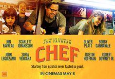 """Me encantó la película """"Chef"""", el protagonista hacía en un food track (una camioneta de venta de comida) un sandwich hecho con carne de cer..."""