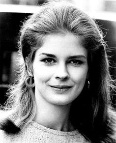 Candice Bergen - 1960's.