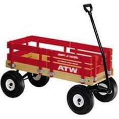 Wagons All Terrain Cargo Radio