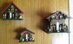 Clock, Wall, Home Decor, Miniature Houses, Miniatures, Watch, Decoration Home, Room Decor, Clocks