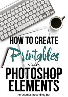 Learn how to create printables without the use of Photoshop or Illustrator. I'll teach you how to create printables using free software. Week Planer, Make Money Online, How To Make Money, Wordpress For Beginners, Affiliate Marketing, Online Marketing, Photoshop Tutorial, Photoshop Actions, Photoshop Elements Tutorials