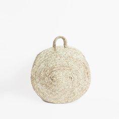 Image of Korbtaschen aus Palmblättern