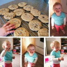 My FAVORITE Oatmeal Chocolate Chip Cookie Recipe
