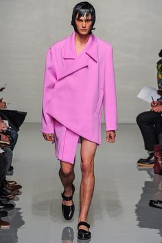 J.W. Anderson | Spring 2013 Menswear Collection | Style.com