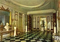 Warsaw, Łazienkowski Palace,Dining Room 1788, Dominik Merlini