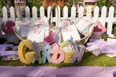 Pipers First Birthday Party | CatchMyParty.com
