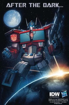 transformers comics dawn of the autobots | Transformers News: IDW Transformers: Dawn of the Autobots Teaser Image