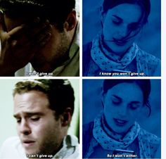 """""""Won't give up"""" - FITZSIMMONS parallels #AgentsOfSHIELD"""