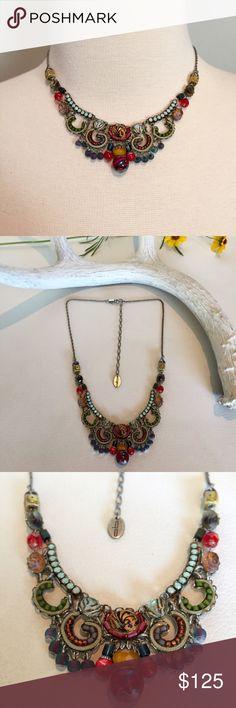 RARE stunning Ayala Bar necklace from South Africa RARE stunning Ayala Bar necklace from South Africa. Stamped Ayala Bar Jewelry Necklaces