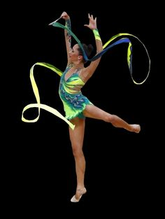 2012 Rhythmic Gymnastics  saydidyousee.com Gymnastics Equipment, Sport Gymnastics, Rhythmic Gymnastics, Dance Sing, Cheer Dance, Gymnastics Accessories, Ribbon Dance, Anatomy Practice, Aerial Dance