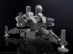 Nuthin' But Mech: CIWS Sentry Gun