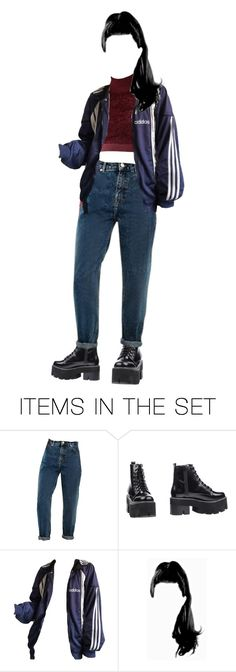 """🐺"" by viva-la-revolucion ❤ liked on Polyvore featuring art"