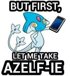 #Azelfie!