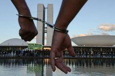"""osCurve Brasil : """"A PEC 171/93, que define a redução da maioridade ..."""