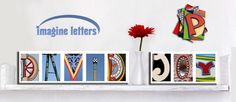 Get this unique 2014 gift Idea for Christmas at Imagine Letters! http://www.imagineletters.com/bc