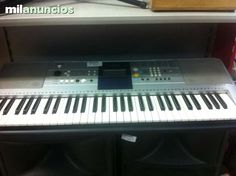 PIANO YAMAHA PSR E323 - 119$ Madrid