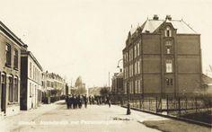 1920-1940. Gezicht in de Abstederdijk te Utrecht.