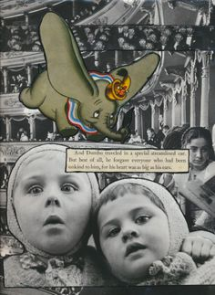 Collage art by Kim Ross - please retain attribution.