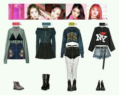 A fashion look from August 2017 featuring hoodie sweatshirts, blue top and short skirts. Browse and shop related looks. Kpop Fashion Outfits, Blackpink Fashion, Korea Fashion, Stage Outfits, Womens Fashion, Cute Lazy Outfits, Pink Outfits, Retro Outfits, Looks Black