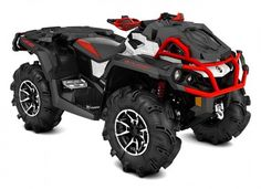 ATV Can-Am  Bombardier Can-Am Outlander X MR 1000R '17
