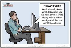 Privacy Awareness Training Cartoon