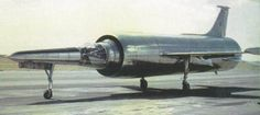 Leduc 0.22 Ram Jet Interceptor