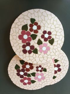 Decorative Plates, Tableware, Crafts, Home Decor, Hot Pads, Mosaic Artwork, Cup Holders, Cement, Napkin