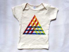 triangle tee