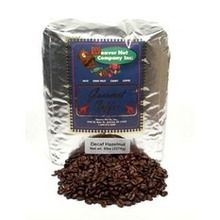 Decaf Nougatine Hazelnut Whole Bean Coffee - grind the beans right before making your coffee for the freshest taste!