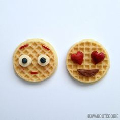 Waffle emojis! You're welcome.