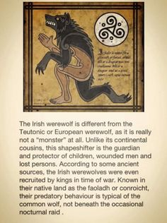 Werewolves as guardians instead of monsters. Alternative monsters?  lycanthrope | Tumblr