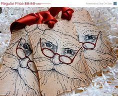 Santa gift tags!!!