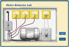 Learn About Motor Behavior in the  Troubleshooting Motor Circuits program (TMC) that is part of our V4 Electrical Troubleshooting Skills Series at http://www.bin95.com/electrical_software_downloads.htm