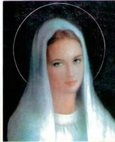Beautiful Blessed Mother