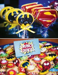 Superhero-Desserts