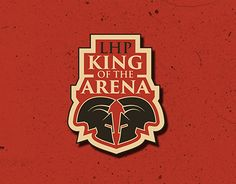 "Check out new work on my @Behance portfolio: ""LHP - King of the Arena"" http://be.net/gallery/57612959/LHP-King-of-the-Arena"