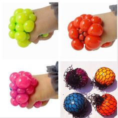 Find More Gags & Practical Jokes Information about 1Pcs New Cute Anti Stress Face Reliever Grape Ball Autism Mood Squeeze Relief Healthy Toy Funny Geek Gadget Vent Toy,High Quality toy model,China toy story toy Suppliers, Cheap toy porsche from Love Love children baby store on Aliexpress.com