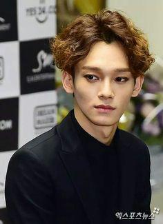 EXO'luXion press conference #Chen